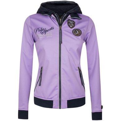 HV Polo Softshell Jacket Malou Jacaranda M