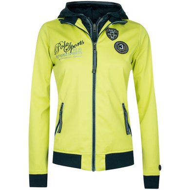 HV Polo Softshell Jacket Malou Lime M