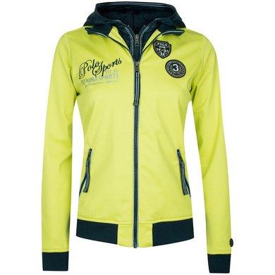 HV Polo Softshell Jacket Malou Lime M