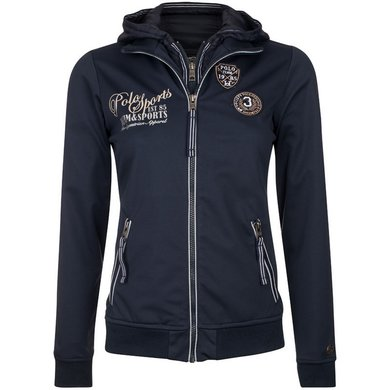 HV Polo Softshell Jacket Malou Navy XS