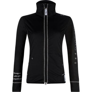 HV Polo Softshell Jacket Edison Black M