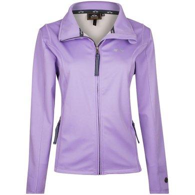 HV Polo Softshell Jacket Evi Jacaranda XL