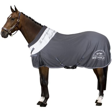 HV Polo Softshell Rug Fonaro Warm Charcoal 185