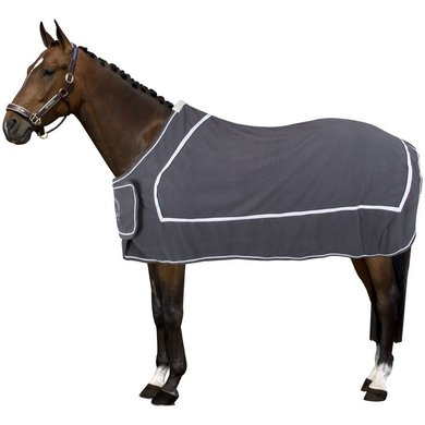 HV Polo Sweat Blanket Fallatijn Warm Charcoal 195