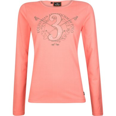 HV Polo T-Shirt Elaine Rouge S