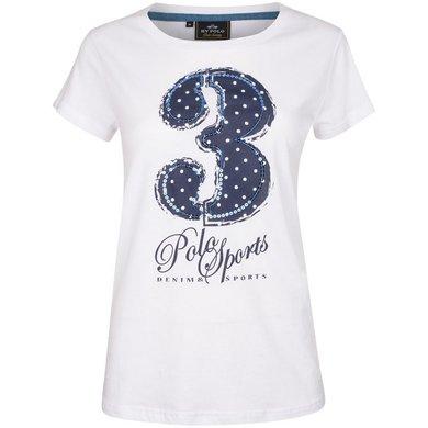 HV Polo T-Shirt Nadie White L