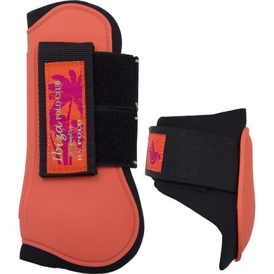 HV Polo Tendon Boot and Fetlockboot Miquel Mandarin C/S