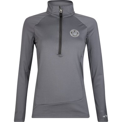 HV Polo Thermo zip-trui Kersley Graphite L
