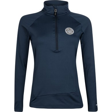 HV Polo Thermo zip-trui Kersley Navy XXXL