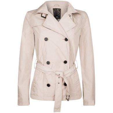 HV Polo Society Trenchcoat Liss Sand S