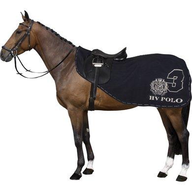 HV Polo Uitrijdeken Favouritas fleece Black S