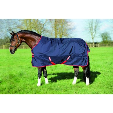 Rambo Original Turnout 200g Navy/Red