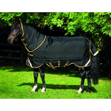 Rambo Supreme Turnout 0gr Black/Gold