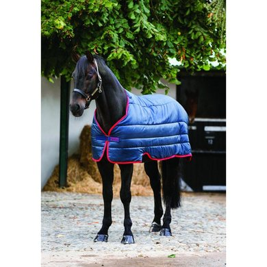 Horseware Vari-layer Liner 450g Navy - Red