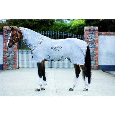 Rambo by Horseware Dry Rug Grey L