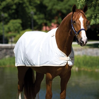Horseware Waterproof Fly Rug Liner Weiß