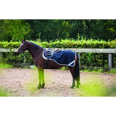 Amigo by Horseware Competition Sheet Navy White S