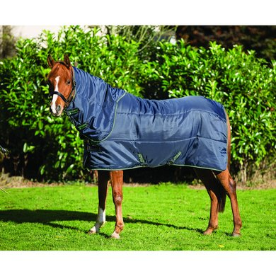 Amigo Insulator Pony Plus Medium Navy - Green