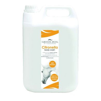 Groom Away Citronella Body Wash 2,5L