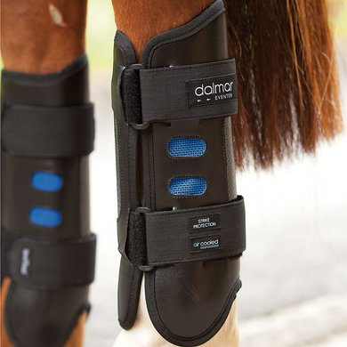 Dalmar Eventer Back Legs Black