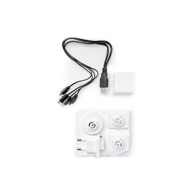 Sportz-vibe ZX Horse Cable en Transformator Black