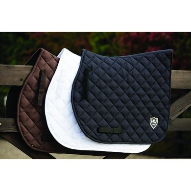 Horseware Saddlepad Brown Cob/Full