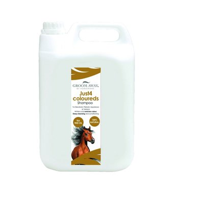 Groom Away Just 4 Coloureds Shampoo 2,5L