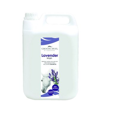 Groom Away Lavender Wash No Rinse Bodywash
