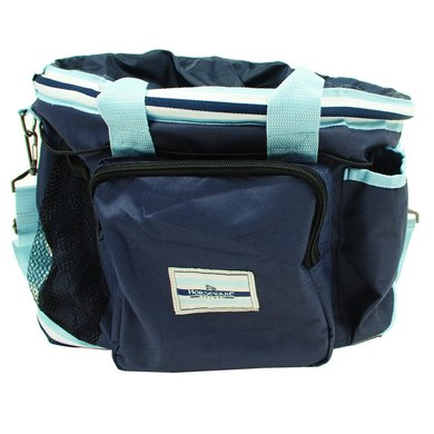 Rambo by Horseware Grooming Kit Whitney Stripes Navy