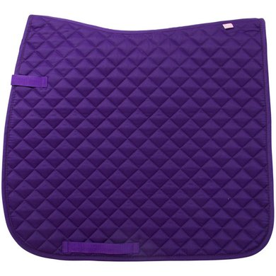 Imperial Riding Tapis de Selle Economic Dressage Violet Full