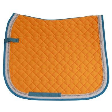 Imperial Riding Zadeldek vierk. DS Verona Neon Orange Full