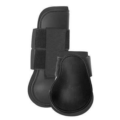 Imperial Riding Fetlock Boots Basic Black Full