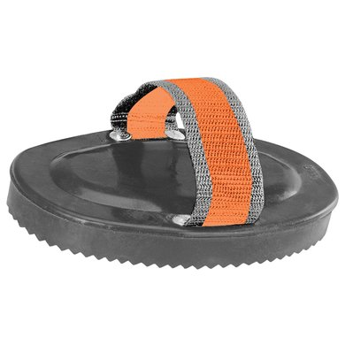 Impulz Roskam Plastic met Handgreep Klein Dark Grey-Orange