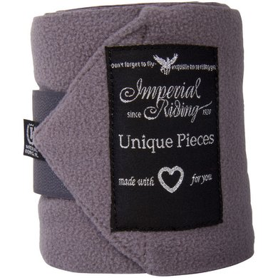 Imperial Riding Bandages Fleece Easy Going Iron