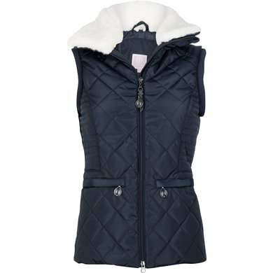 Imperial Riding Bodywarmer Fire And Ice Navy XS