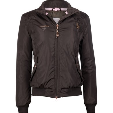 Imperial Riding Bomber jas Mystery Brown S