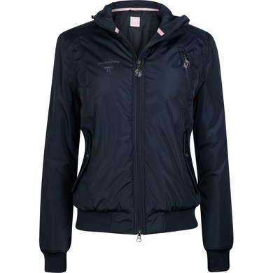 Imperial Riding Bomber jas Mystery Navy L