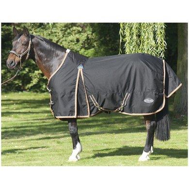 Lami-Cell Buitendeken Pro-fit 170gr black/beige 135