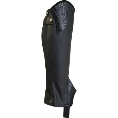 Imperial Riding Chaps Night Magic Black XXS