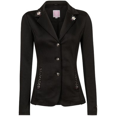 Imperial Riding Competition Jacket Bijou Black/Lila 128