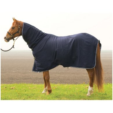 Imperial Riding Zweet/Showdeken met hals Navy 185