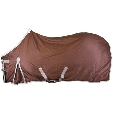 Imperial Riding Zomerdeken katoen IR Basic Brown 185