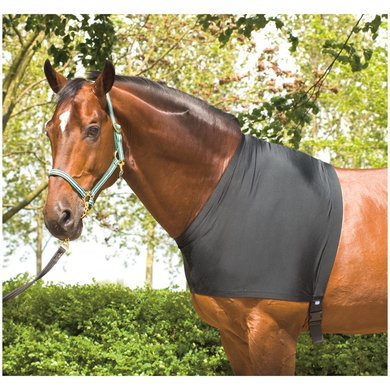 Imperial Riding Chest-Withers Protector for Under Rug Black