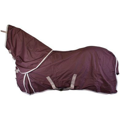 Imperial Riding Hals outdoordeken 0gr IR Basic Brown Xfull