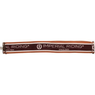 Imperial Riding Dekensingel elastiek IR Basic Brown