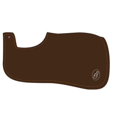 Imperial Riding Trainingsdeken Crystal Brown/Brown 185