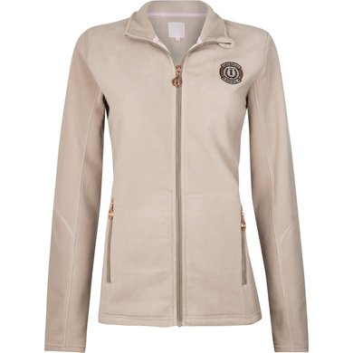 Imperial Riding Fleece vest Loveday Beige L