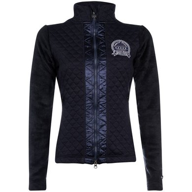 Imperial Riding Fleece vest Snowden Navy 152