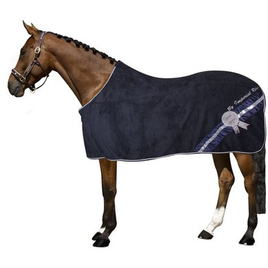 Imperial Riding Fleecedeken Wynter Navy 165