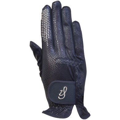 Imperial Riding Handschoen Sparkle Sparkling Navy S